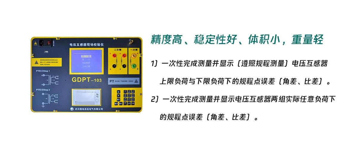 国电西高电压互感器校验仪2