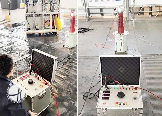国电西高耐压测试仪